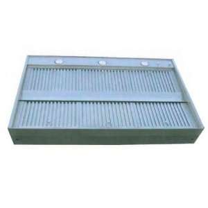 L7236 12 36 Stainless Steel Hood Barbecue Liners With
