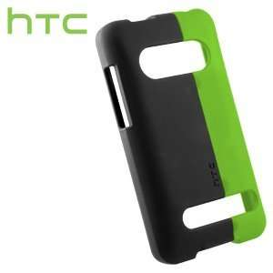 Htc Evo 4G 70H00262 10M OEM HTC Black Green Cell Phone Snap on Cover