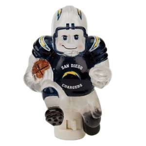 NFL San Diego Chargers Football Player Night Lights
