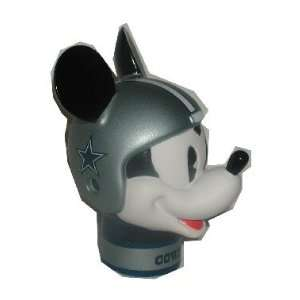 2 NFL DALLAS COWBOYS MICKEY MOUSE CAR ANTENNA TOPPER