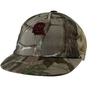 NCAA South Carolina Gamecocks Infant Realtree Camo Ball Cap