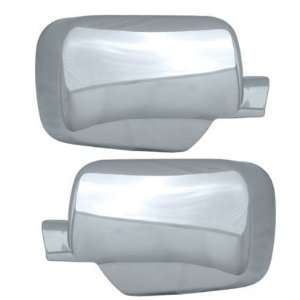 2004   2009 Nissan Armada, Titan Chrome Mirror Covers