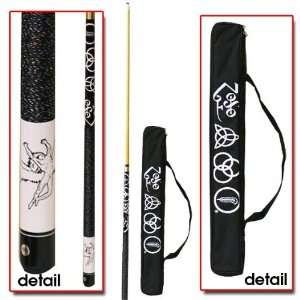 Led Zeppelin   Zoso 20 Oz. Pool Cue