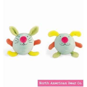 Topsy Turvy Pets Bunny/Dog by North American Bear Co