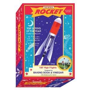 Scientific Explorers Meteor Rocket Science Kit Toys & Games
