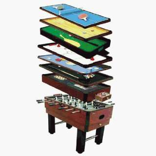 Game Tables And Games Foosball Air Hockey Heavy   Duty 10