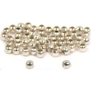Sterling Silver Ball Beads Round Bead Stringing Part