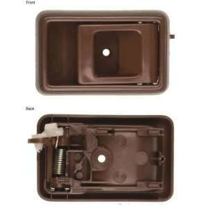Tacoma Pickup Interior Passenger Side Brown Door Handle Automotive
