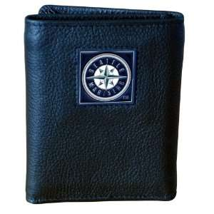 MLB Seattle Mariners Tri fold Wallet