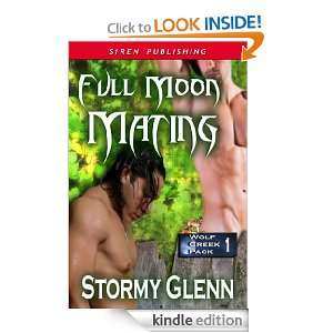 Full Moon Mating [Wolf Creek Pack 1] (Siren Publishing Classic Manlove