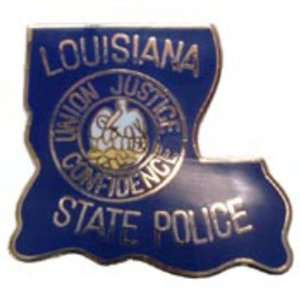 Louisiana State Police Pin 1 Arts, Crafts & Sewing