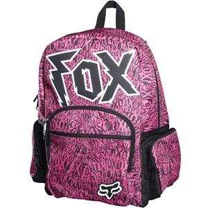 Fox Racing Showstopper Backpack     /Pink Automotive