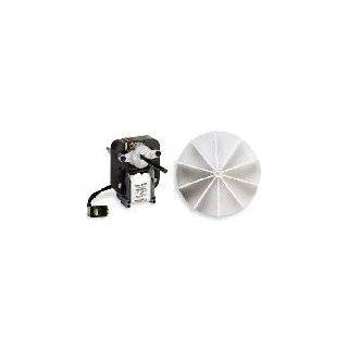 Universal Bathroom Fan Replacement Electric Motor Kit with Fan 115