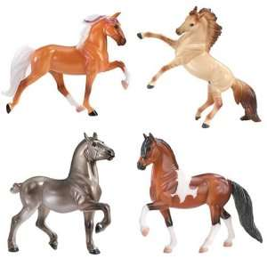 Breyer Horses Stablemates Gift Pack Set/4 Sports