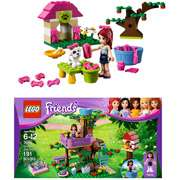 LEGO Friends Olivias Tree House & LEGO Friends Mias Puppy Hou