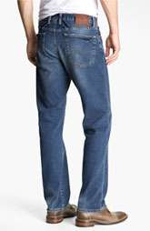 Lucky Brand Classic Straight Leg Jeans (Croft) $99.00