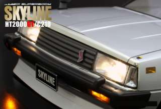 10 RC BODY CAR NISSAN SKYLINE GT TURBO