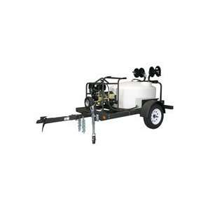 Shark Commercial 3500 PSI Belt Drive (Gas Cold Water) Trailer Pressure
