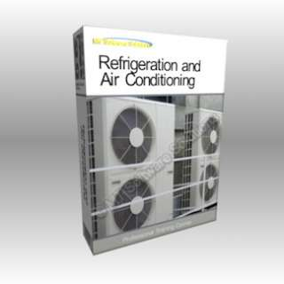 REFRIGERATION & AIR CONDITIONING HVAC TRAINING COURSES